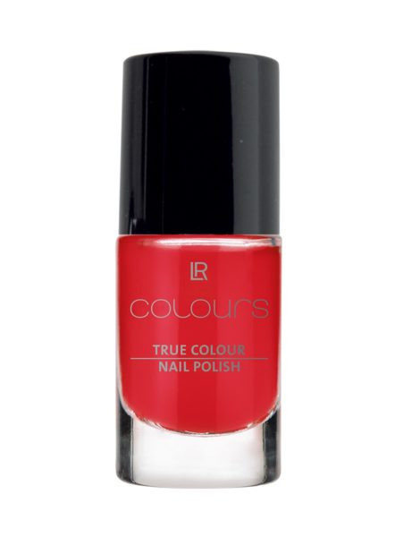 LR COLOURS True Colour Nail Polish No 10 Red Kiss