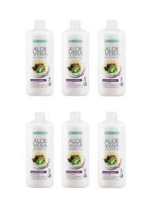 LR LIFETAKT Aloe Vera Drinking Gel Açaí Pro Summer - Limited Edition - Set van 6