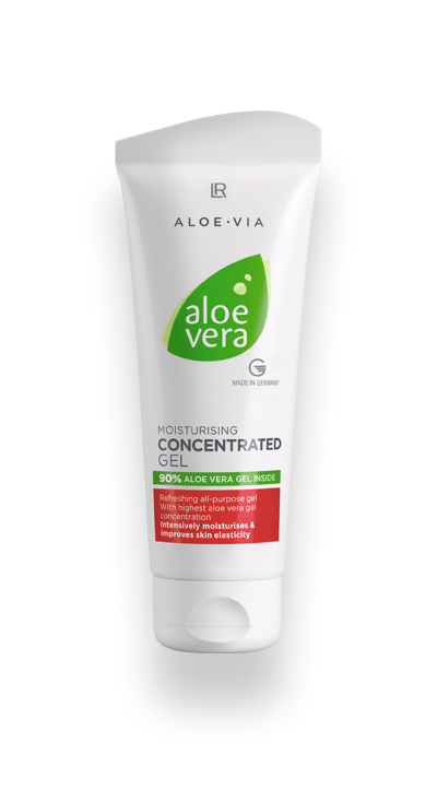 LR ALOE VIA Aloe Vera Concentrated Gel