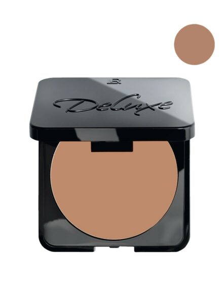 LR DELUXE Perfect Smooth Compact Foundation No 4 Dark Beige